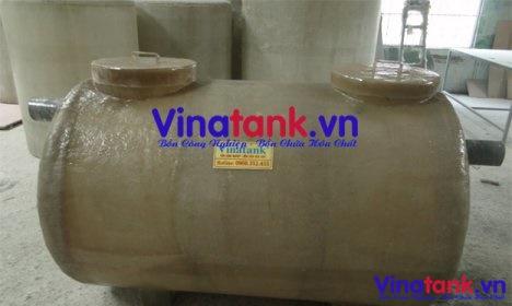 bồn bể chứa hóa chất, bon chua hoa chat, bồn composite frp chứa hóa chất