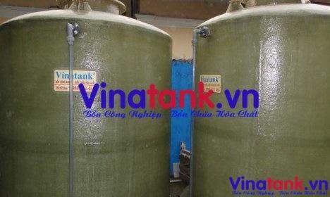 bồn bể composite frp chứa hóa chất