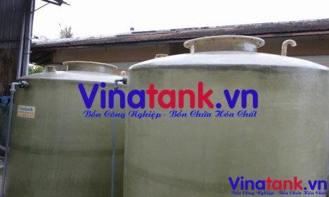 bồn chứa hóa chất, bon chua hoa chat, bồn frp chứa hóa chất, bồn composite chứa hóa chất